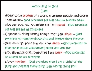 according to God 001