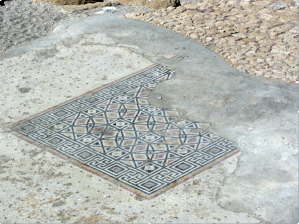Floor of Palace